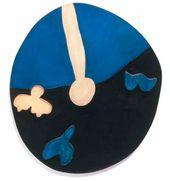 Hans ARP. The Clock. 1924