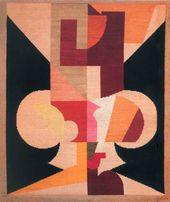 Hans ARP, Sophie TAUEBER. Pathetic Symmetry. 1916–1917