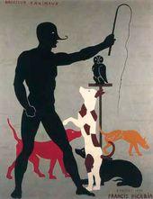 Francis PICABIA. Animal Tamer. 1923