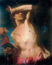 Giacinto BRANDI. St. Sebastian. 1680s–90s