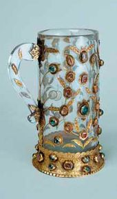 Mug. Istanbul, first third of the 17th century