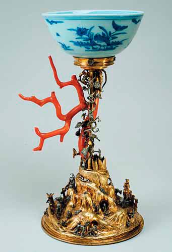 Goblet. Nuremberg, 1630