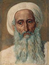 Alexander IVANOV. Head for the Pharisee in Turban