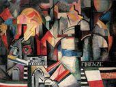 А.А. ЭКСТЕР. Флоренция. 1914–1915