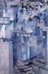 Kasimir MALEVICH. Life in a Big Hotel. 1913–1914