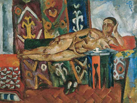 Pyotr KONCHALOVSKY. Shaherezade. 1917