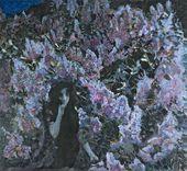 Mikhail VRUBEL. Lilacs. 1900
