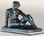 Aristide MAILLOL. The Mediterranean (Thought, or Latin Thought). 1900–1905