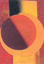 Alexander RODCHENKO. Red and yellow. 1918(?)