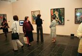 The exhibition 'Russian Museums Congratulate the Tretyakov Gallery'. 24 May 2006
