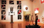 "The exhibition ""Art of the 20th Century"", experimental section of the newest trends"