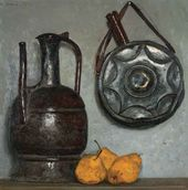 Gheli KORZHEV. Still-life with Pears