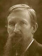 Viktor Vasnetsov. Photograph, 1895