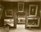 Halls of the Tretyakov Gallery. 1898