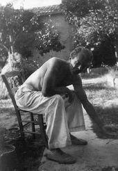 """Boris Grigoriev. """"Borisella"""". France. 1937"""