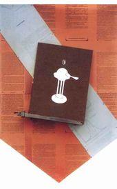 Vadim VOINOV. Variation on the Pechatny Dvor logotype. 2005