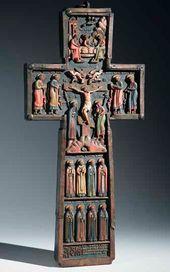 Roadside Cross. 1665
