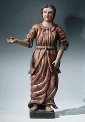 Angel. Late 18th century