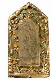 Drobnitsa 'John the Baptist.' Russia. 19th century