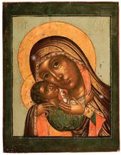 Icon 'The Mother of God of Korsun'