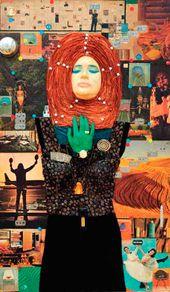 Yury VASSILIEV-MON. Modern Woman's Sufferings. 1966