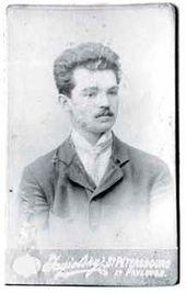 Pavel Nikolaievich Filonov. 1908