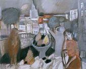 Anatoly LYUBAVIN. Talking to a Bird. 2003
