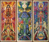Dmitry SANDZHIEV. Triptych. 2006