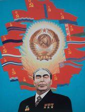 Soviet Cosmos. 1977