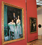 """Tretyakov Gallery. Exhibition """"Masterpieces of the Musee d'Orsay"""""""