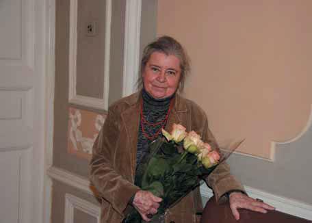 Evgenia Plotnikova, Tretyakov Prize Laureate