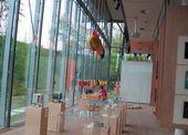 "Children's Museum ""Creaviva"", The Paul Klee Centre in Bern, Switzerland"