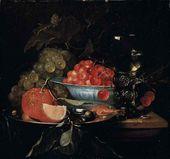 Pieter de RING. Still life