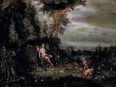 Jan BRUEGHEL. Allegory of Water