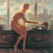 Anselmo BUCCI. The Tea. 1936