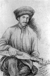 Gazi-Magomed DOURBEKOV. The Musician Hasan Tsutsaev