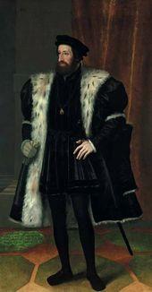 Johann BOCKSBERGER the Elder. Kaiser Ferdinand I (1503–1564)