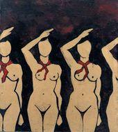 Victor SKERSIS. Pioneer Girls [girl scouts]. 1972