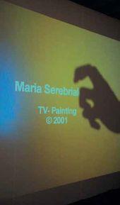 Maria SEREBRYAKOVA. TV-painting. 2001