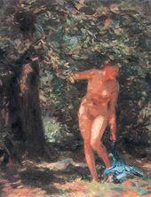 Summer (Nude). 1939
