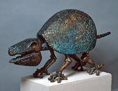 Antediluvian Tortoise. 1991