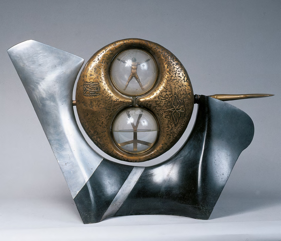 Water Clock. 1990