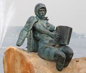 The Solnechnogorsk Mermaid. 2005