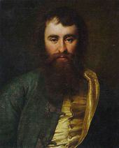 Dmitry LEVITSKY. Portrait of the Merchant Andrei Ivanovich Borisov. 1788