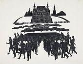German CHEREMUSHKIN. Underpass. 1965