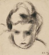 Head of a Child. 1919