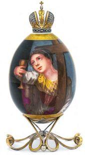 """Easter Egg """"The Allegory of Faith"""""""