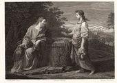 Jesus Christ and the Samaritan Woman