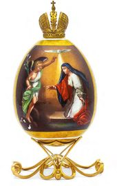 Easter Egg 'The Annunciation'