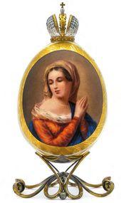Easter Egg «The Virgin Mary»